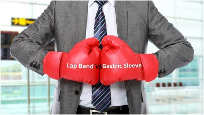Lap Band vs. Gastric Sleeve